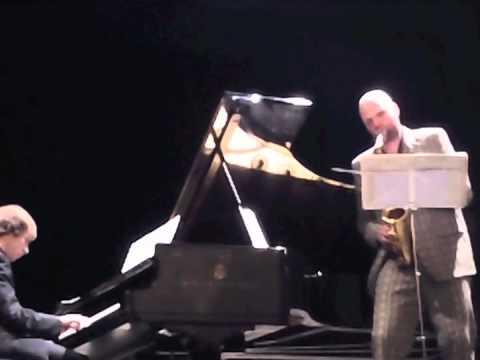 Ties Mellema/Pascal Meyer play Bozza's Aria