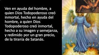 Oración A San Miguel Arcángel Para Pedir Protección