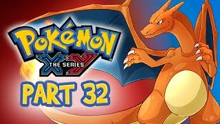 Pokemon X And Y Gameplay Walkthrough Part 32 Charizard