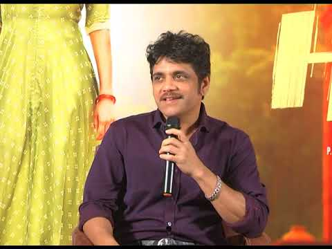 Akkineni Nagarjuna about Hello Movie Press Meet
