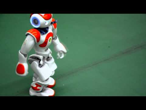 Rimal Team qualification video for SPL RoboCup 2014