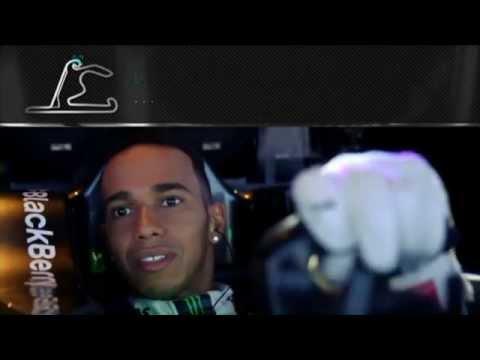 F1 2014 | China | Lewis Hamilton Lap