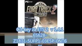 ETS 2 Cd Key V1 4 1