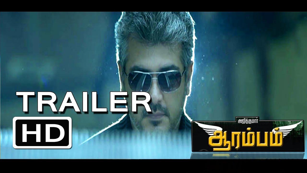 Aarambam Full Movie Hd