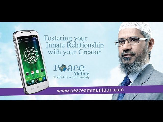 Peace Mobile Ad English