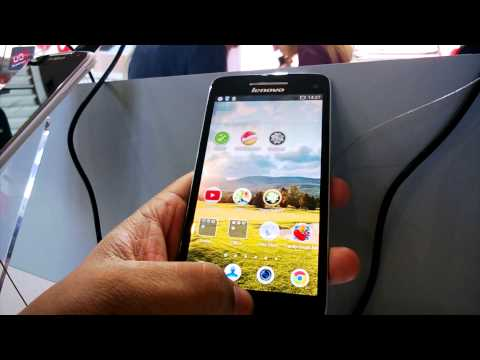 Lenovo Vibe X Hands on