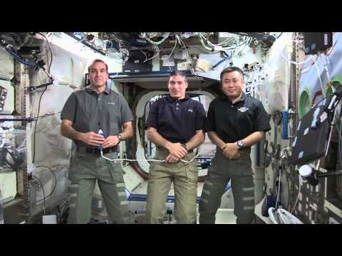 NASA Administrator Bolden calls Orbital Science and ISS crew on success of Cygnus arrival