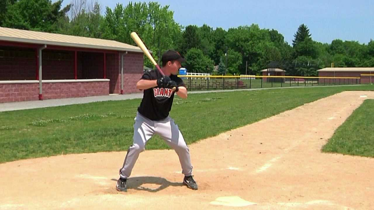 1 12 Proper Baseball Batting Stance Improve Hitting