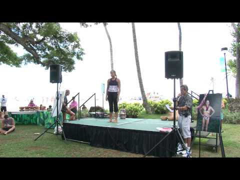 AWARDS FEMALE AGE GROUP  25yrs to 29yrs  2011 Waikiki Rough Water Swim