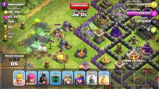 Clash Of Clans Road To Master League Finale!! Reaching