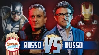 Russo Brothers Fantasy MCU Faceoff!