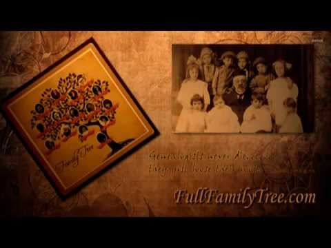 Free Family Tree and Genealogy service