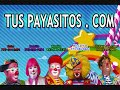 Payasos en Chicago    SUPER CHISTOSO  TUS PAYASITOS.COM 708-539-7000