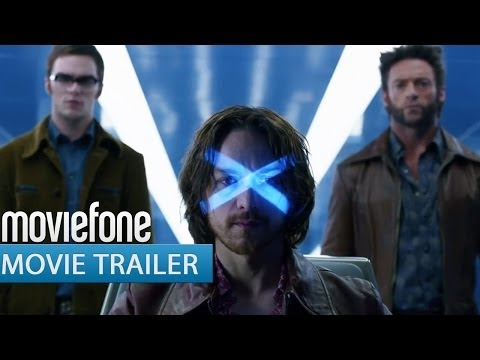 'X-Men: Days of Future Past' Trailer #2 (2014): Michael Fassbender, Hugh Jackman, Jennifer Lawrence