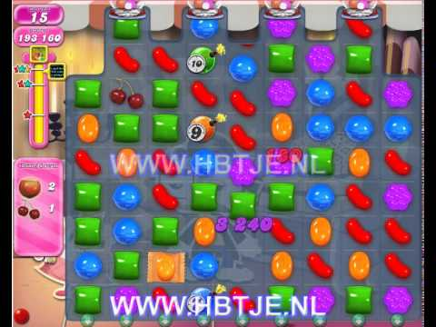 Candy Crush Saga level 525