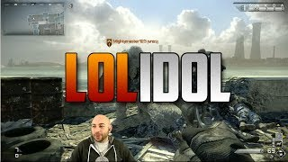 An EPIC LOL Idol - Singing Challenge in Call of Duty Ghosts