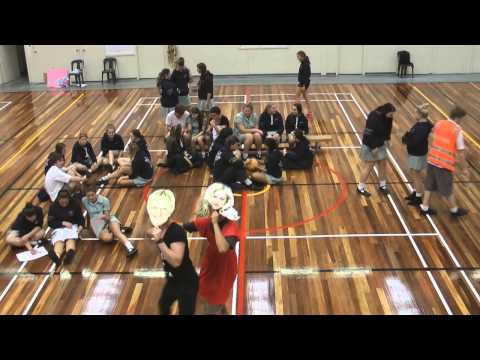 The Harlem Shake: Ellen and Portia Edition (Belmont High School)