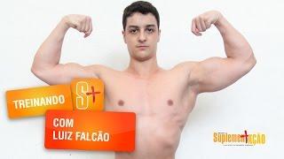 Luiz Falcão - Treino de Costas