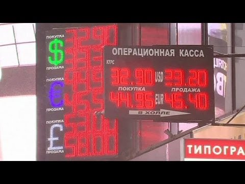 Russia's rouble troubles continue, but no increased central bank action - economy