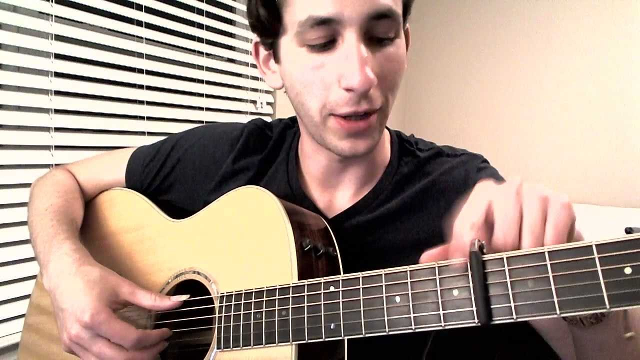 """Cover and Guitar Lesson for """"You Belong To Me"""" by Jason Wade ..."""