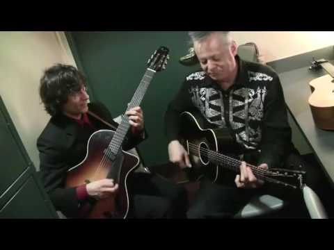 Thumbnail of video Tommy Emmanuel & Frank Vignola - Swing #42 - Backstage: Tennessee Shines