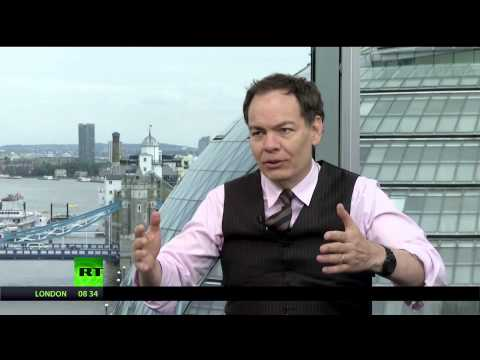 Max Keiser - Mark Carney is a HO (Aug 2013)