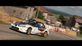 Vidéo Rallye de Lorraine 2013 [HD]