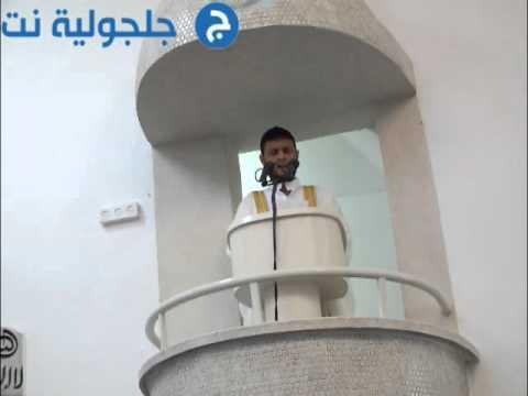 خطبة عيد الاضحى من مسجد ابو بكر الصديق  -