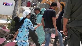 احتجاجات مناوشات وتوقيفات لحظة هدم كاريان الغالية بالدارالبيضاء     |   خارج البلاطو