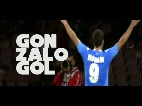 La canzone di Higuaín - Gonzalo Gol - Frank e Cerrone feat. Giancarlo Cervelli