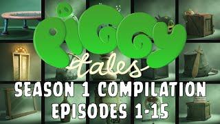 Piggy Tales - 1. - 15. kompilácia
