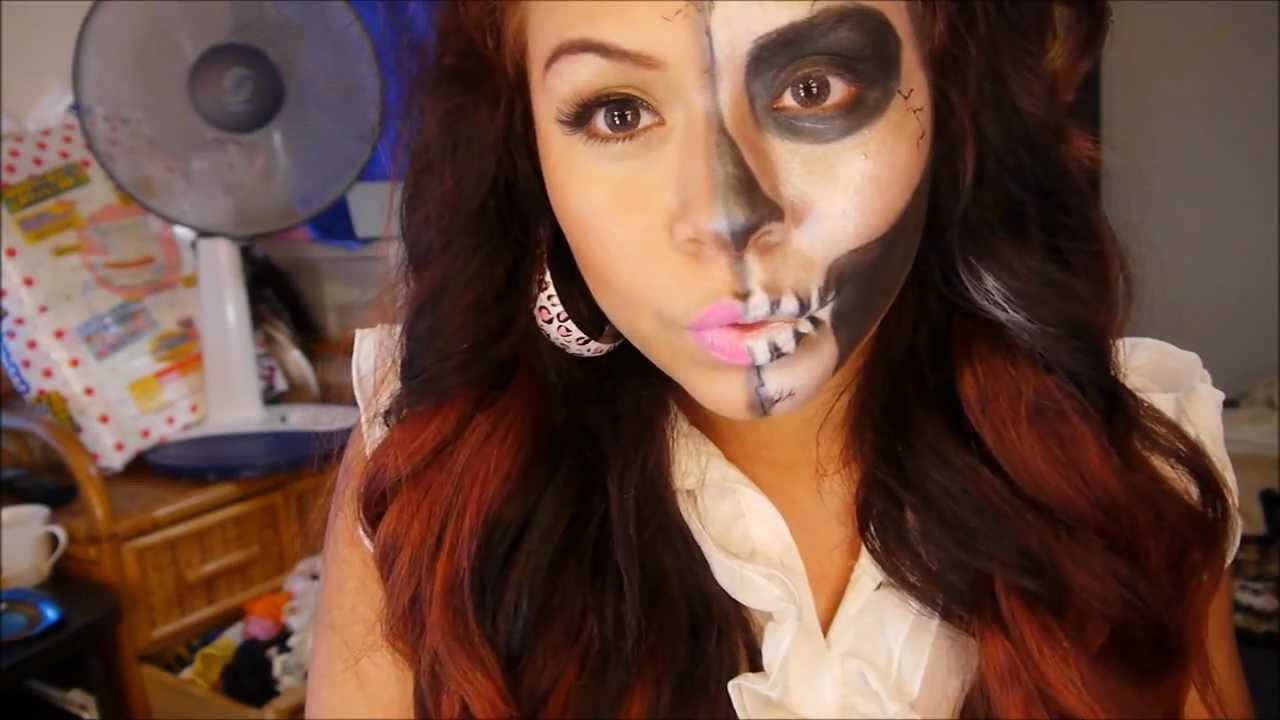 Maquillaje halloween pirata con glameyez com youtube - Maquillaje pirata nina ...