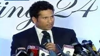 Sachin Tendulkar dedicates Bharat Ratna to all mothers in India