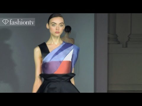 Luis Buchinho Spring/Summer 2013 Runway Show | Paris Fashion Week PFW | FashionTV