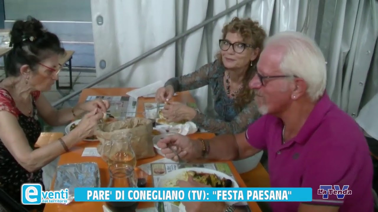 Eventi - Parè di Conegliano - Festa paesana
