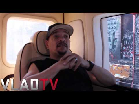 Ice-T: Lord Jamar Is Right, Hip Hop Is Black Music