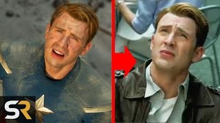 10 Superhero Deleted Scenes That Could Have Changed Everything