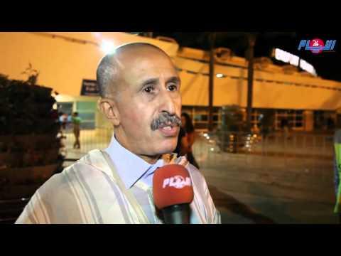 مؤثر: حاج مغربي مصاب في حادث