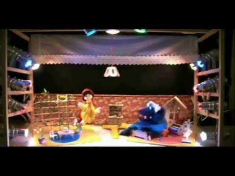 Chapeuzinho Vermelho - Quique Teatro de Fantoches