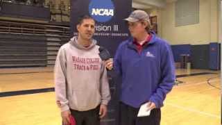 Roger Busch -  2013 NCAC Men's Cross Country Coach of the Year