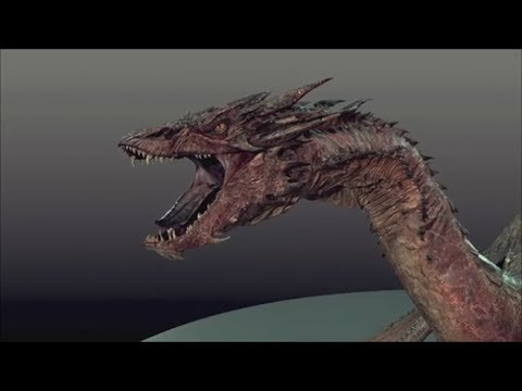The Hobbit : The Desolation of Smaug - Smaug Featurette