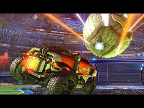 Rocket League - Give me all the skills