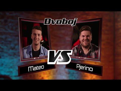 Mateo vs. Pjerino :