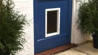Staywell® Porte Pour Animaux Avec Cadre En Aluminium   YouTube
