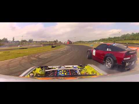 Gert Hoekman and James Fuller - BDC Team Drift - Can we switch it? YES
