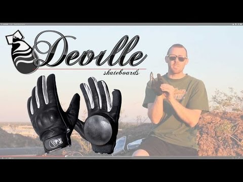 Deville Slide Gloves