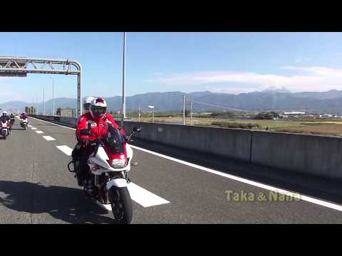 CB1300SBで 静岡山梨富士山堪能ツー