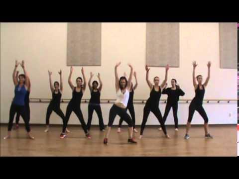 Cardio Dance with Abbi. Song