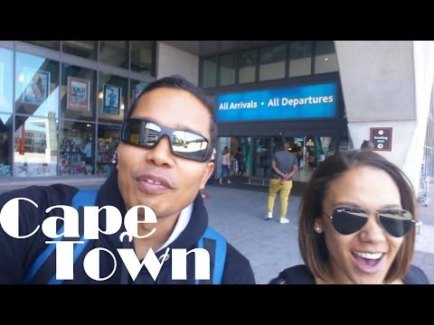 Surprise visit to Cape Town