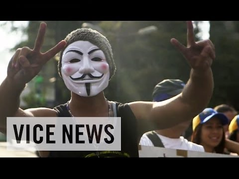 Behind the Protests in Caracas: Venezuela Rising (Full Length)